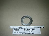 Шайба упорная шестерни 4-ой передачи вторичного вала КамАЗ (пр-во КамАЗ), фото 1