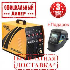 Сварочный полуавтомат KAISER MIG-265 2в1 (8.5 кВт, 265 А)