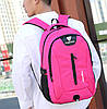 Вместительный тканевый рюкзак Унисекс, фото 4
