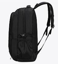 Вместительный тканевый рюкзак Унисекс, фото 3