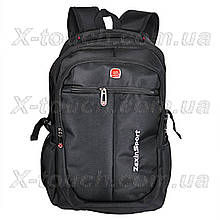 Чоловічий рюкзак, що не промокає Zhierxin 8824, чорний.