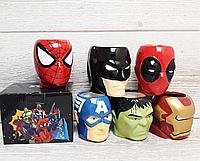 Чашки Супергерой объемные