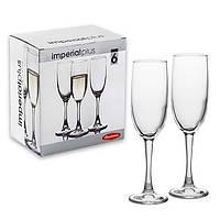 Набор бокалов для шампанского 155 мл. PASABAHCE 6шт.