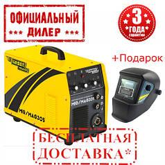 Сварочный полуавтомат инверторный Kaiser MIG-305 2 в 1 (7 кВт, 305 А)