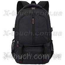 Чоловічий рюкзак, що не промокає Zhierxin 8825, чорний.