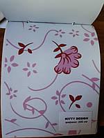 Ткань рулонные шторы KITTY DESIGN