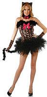 Женский карнавальный костюм Кошечки AL81562