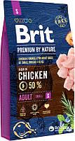 Сухой корм для собак Brit Premium Adult S 8 кг