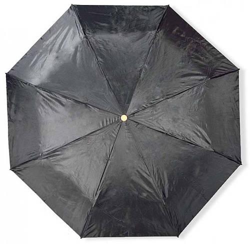 Классический женский зонт из понжа, механика Susino 3401