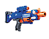 Бластер Blaze Storm пулемет на мягких пулях с присосками на батарейках, фото 3