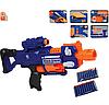 Бластер Blaze Storm пулемет на мягких пулях с присосками на батарейках, фото 2