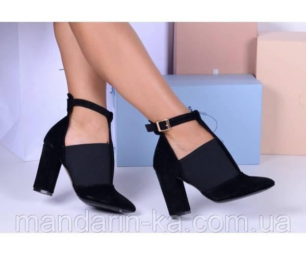 Ботильоны женские на каблуках