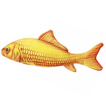 Игрушка для собак рыбка золотая мягкая