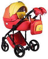 Детская универсальная коляска 2 в 1 Adamex Luciano Q269
