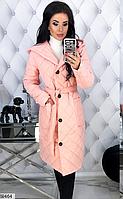 Женская модная куртка на синтепоне