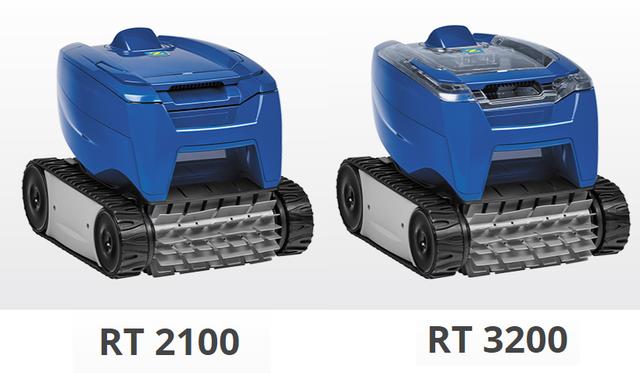роботы-пылесосы для бассейнов Zodiac серии Tornax