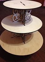 Подставка для кексов,маффинов, фото 1