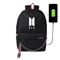 Портфель рюкзак  школьный  сумка BTS K-Pop