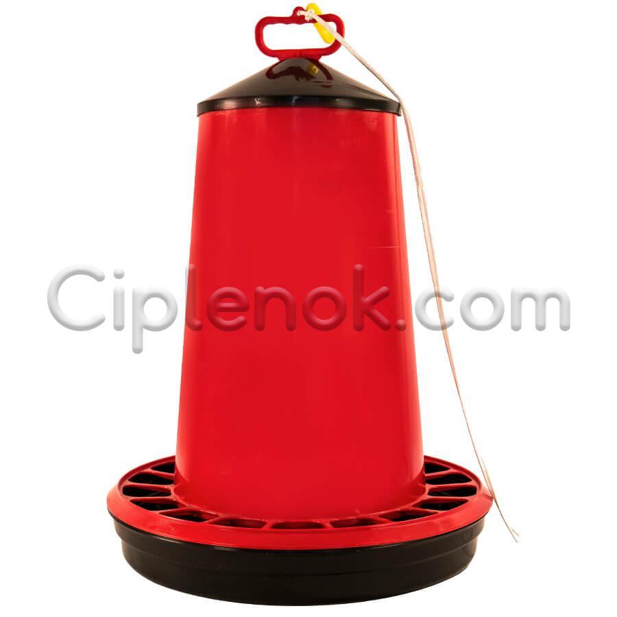 Бункерная кормушка подвесная на 20 кг