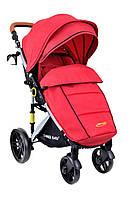 Summer baby sempre, дитячі коляски, коляска , трость червоний колір
