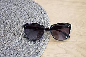 Детские очки черные  0431-1, фото 3