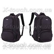 Чоловічий рюкзак, що не промокає Taikkss, чорний.