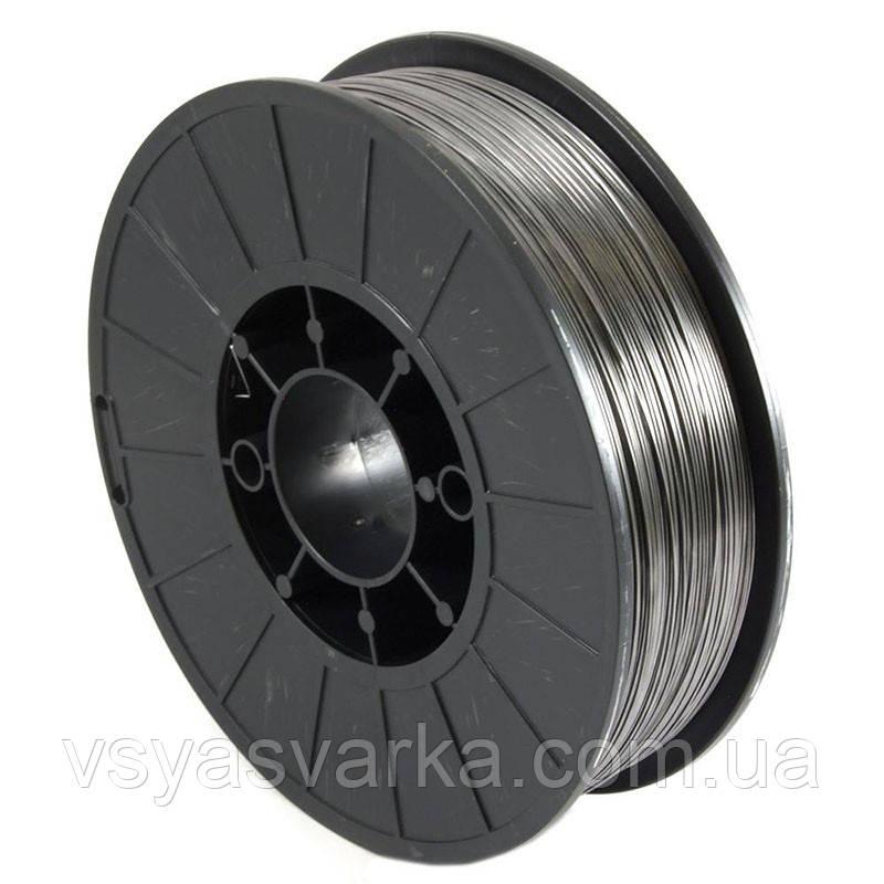 Дріт зварювальний нержавіючий ER 347 1.0 мм. 5кг