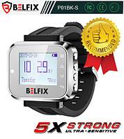 Пейджер-часы для официантов и персонала BELFIX-P01BK STRONG