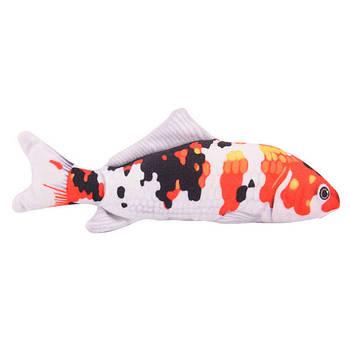 Игрушка для собак Рыба кои мягкая, 30 см