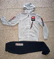 Спортивный костюм двойка с начесом для мальчиков Active Sports 164 р.р.