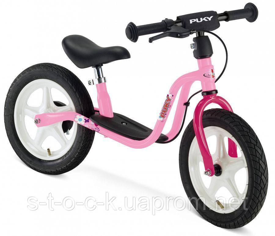 Беговел PUKY LR 1L Br 4065 pink розовый