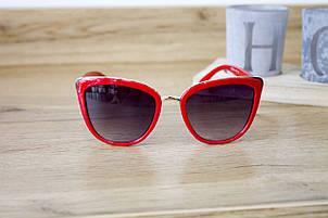 Детские очки красные 0431-4, фото 2
