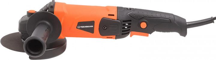 Шлифмашина угловая Tekhmann TAG-12/1270 VS (регулировка, удл. ручка)
