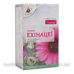 """Фиточай """"Трава эхинацеи"""", 20 пакетиков, Эликсир"""