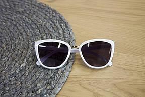 Детские очки белые 0431-5, фото 3