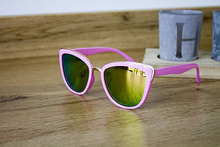 Детские очки розовые 0431-6