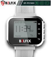 Пейджер-часы для официантов и персонала BELFIX-P01WH