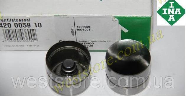 Гидрокомпенсатор(толкатель коромысла клапана) Ланос Lanos Aveo Авео 1.6 INA 420 0059 10