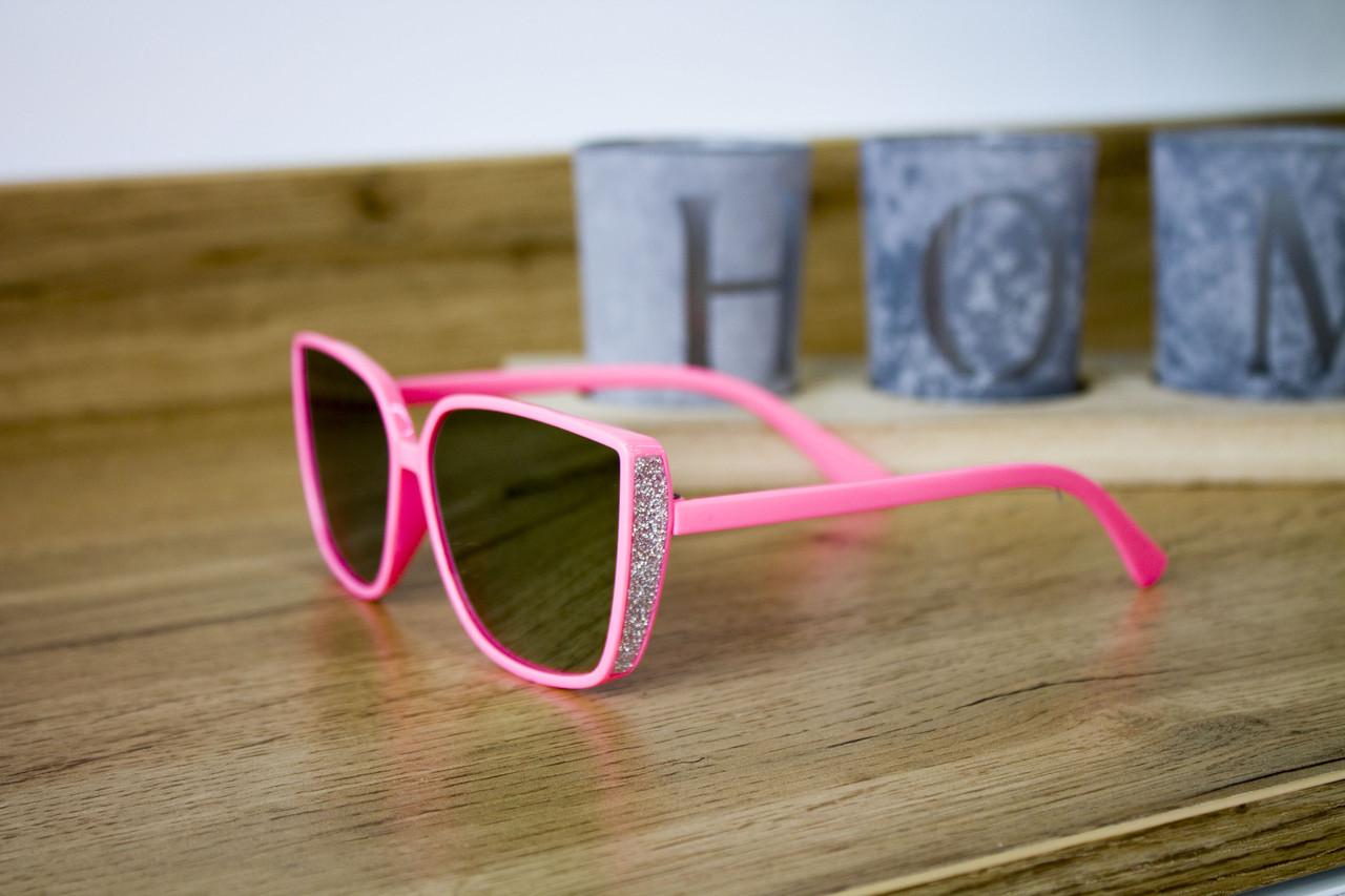 Детские очки розовые 0466-1