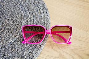 Детские очки малиновые 0466-2, фото 3