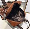 Стильная сумка-рюкзак ранец трансформер, фото 3
