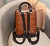 Стильная сумка-рюкзак ранец трансформер, фото 4