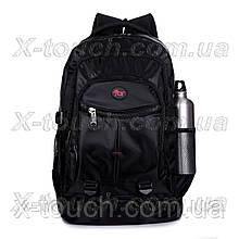 Чоловічий рюкзак, що не промокає TQSL, чорний.