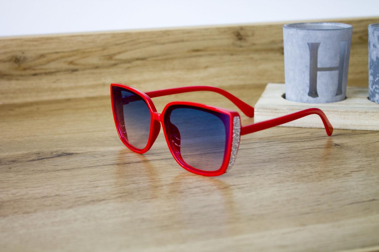 Детские очки красные 0466-3
