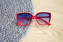 Детские очки красные 0466-3, фото 3