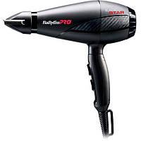 Професійний фен для волосся Babyliss PRO BLACK STAR BAB6200E 2000W