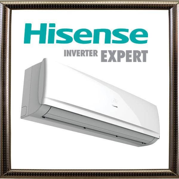 Инверторная сплит-система Hisense Expert DC AS-18UR4SXADK02