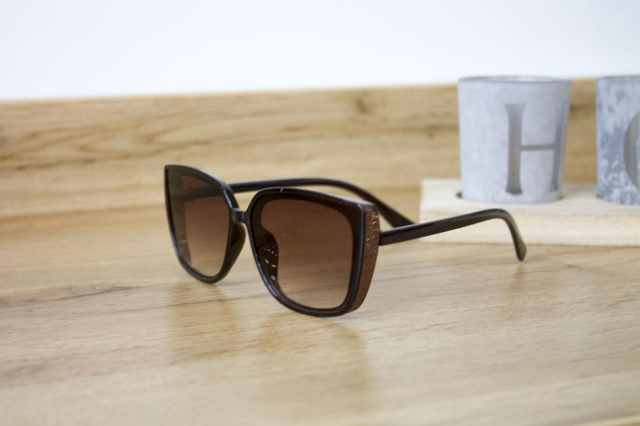 Детские очки коричневые 0466-4