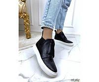 Стильные ботинки хайтопы, фото 1