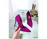Туфли лодочки на шпильке, фото 3